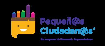 Logotipo de Plataforma Virtual - Pequeños Ciudadanos